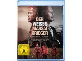 Der weisse Massai Krieger