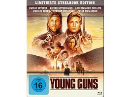 Young Guns Limitierte Steelbook Edition