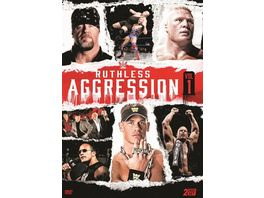 WWE Ruthless Agression 2 DVDs