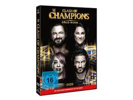 WWE Clash of Champions 2020 Gold Rush
