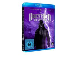 WWE Undertaker The Last Ride