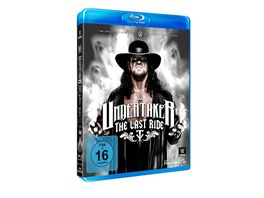 WWE Undertaker The Last Ride Limited Edition