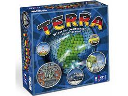 Huch TERRA Deutschland Das bekannte und beliebte TERRA Spielprinzip