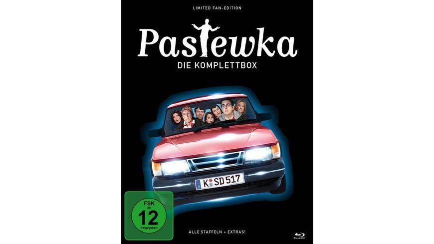 Pastewka Komplettbox Fan Edition Staffel 1 10 W