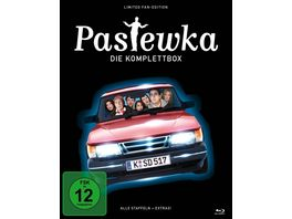 Pastewka Komplettbox Fan Edition Staffel 1 10 W