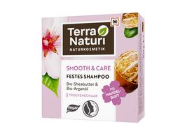 Terra Naturi Smooth Care Festes Shampoo trockenes Haar