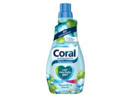Coral Colorwaschmittel Wasserlilie Limette