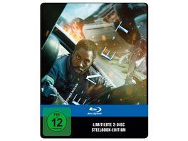Tenet Limitierte Steelbook Edition Blu Ray