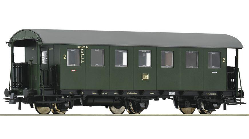 Roco 64993 - Personenwagen 2. Klasse, DB