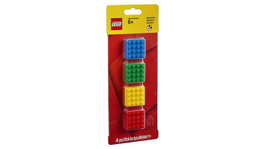 LEGO Iconic 853915 LEGO 4x4 Stein Magnete Classic