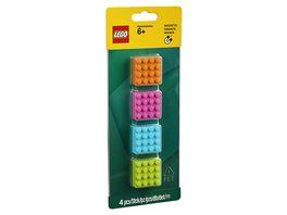 LEGO Iconic 853900 LEGO 4x4 Stein Magnete