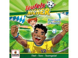 086 Blau Gelb in Bayern