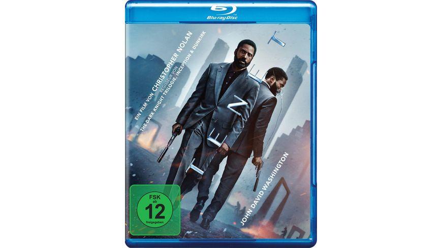 Tenet Bonus Blu ray