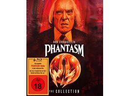 Phantasm The Collection Collectionbook im Schuber Bonus Blu ray 5 BRs