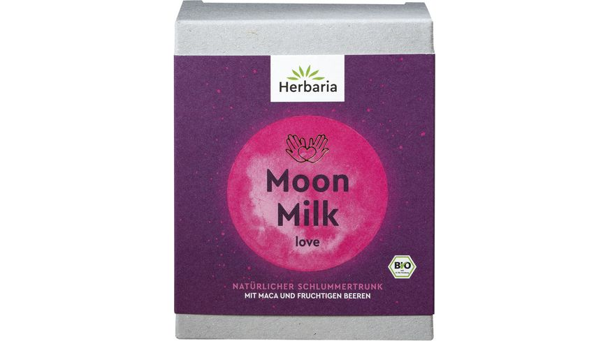 "Herbaria Moon Milk ""Love"" bio 5x5g"