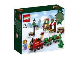 LEGO Iconic 40262 Weihnachtslandschaft