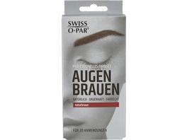 SWISS O PAR Augenbrauenfarbe
