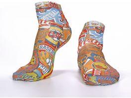 wigglesteps Herren Sneaker Socken Sports