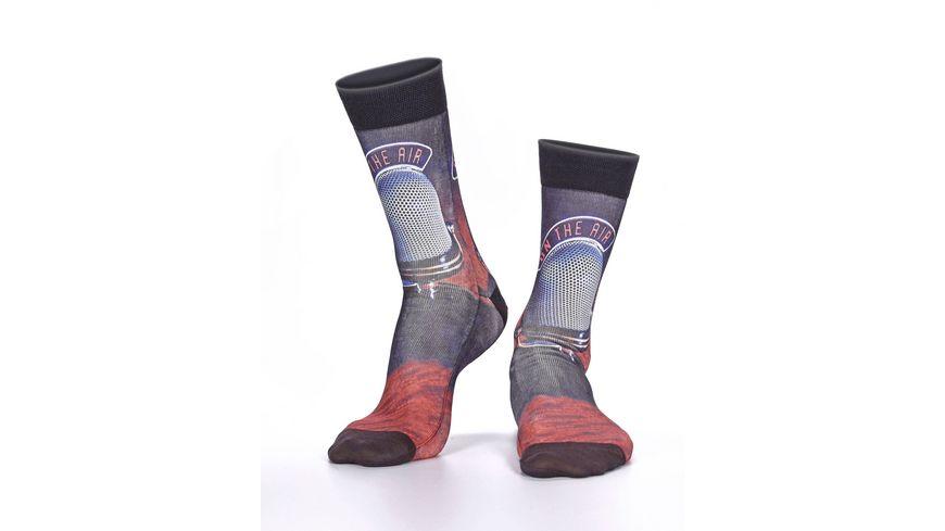 wigglesteps Herren Socken On The Air