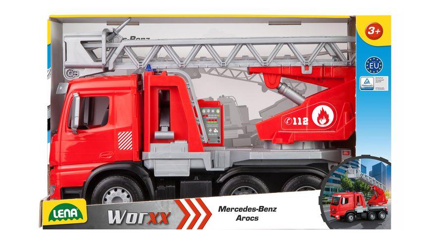 Lena - Worxx Leiterfeuerwehr Arocs 48 cm