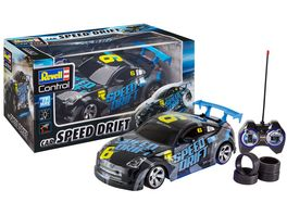 Revell Control 24483 Drift Car SPEED DRIFT
