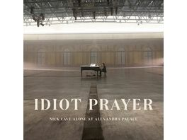 Idiot Prayer Nick Cave Alone at Alexandra Palace