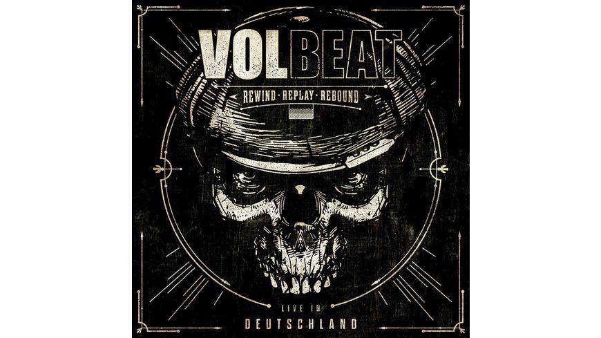 Rewind,Replay,Rebound: Live In Deutschland (2CD)