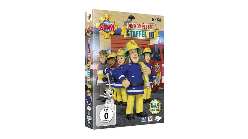 Feuerwehrmann Sam - Die Komplette 10.Staffel  [5 DVDs]