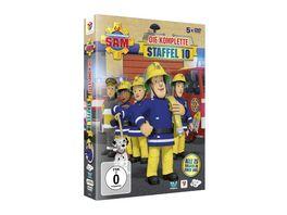 Feuerwehrmann Sam Die Komplette 10 Staffel 5 DVDs
