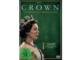 The Crown Die komplette dritte Season 4 DVDs