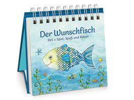 Der Wunschfisch 365x Spiel Spass Raetsel