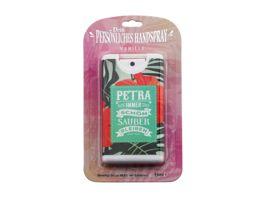 H H Persoenliches Desinfektions Handspray 15ml Petra