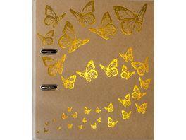 Ordner A4 Craft Schmetterling