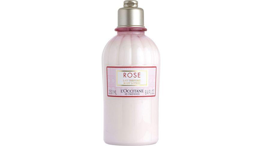 L'OCCITANE EN PROVENCE Rose Körpermilch