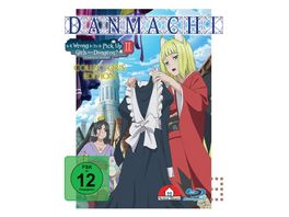 DanMachi Is It Wrong to Try to Pick Up Girls in a Dungeon Staffel 2 Blu ray Vol 3 Limited Collector s Edition