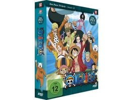 One Piece TV Serie Box 25 Episoden 747 779 6 DVDs