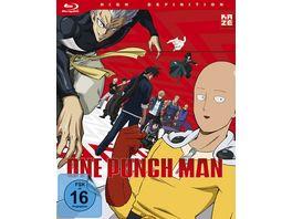 One Punch Man 2 Blu ray Vol 1 Sammelschuber Limited Edition