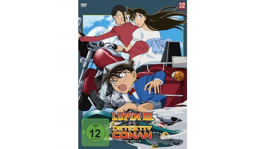 Lupin 3rd vs Detektiv Conan TV Special Limited Edition