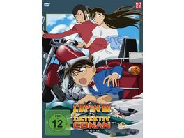 Lupin 3rd vs Detektiv Conan TV Special Limited Edition