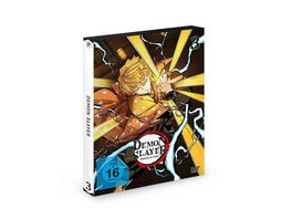Demon Slayer Staffel 1 Vol 3 2 DVDs
