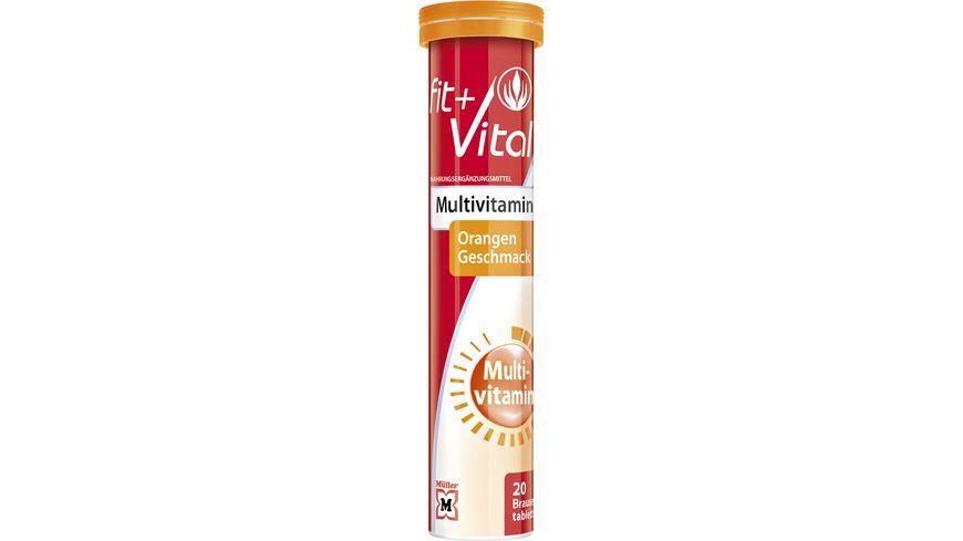 Fit + Vital Multivitamin Brause