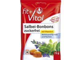 Fit Vital Salbei Bonbons zuckerfrei