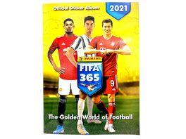 Panini FIFA 365 Saison 2020 2021 Sammelalbum