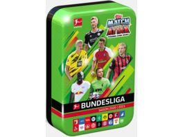 Topps Bundesliga Match Attax 20 21 Mega Sammeldose