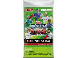 Topps Bundesliga Match Attax 20 21 Blister Pack