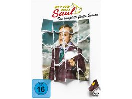 Better call Saul Die komplette fuenfte Season 3 DVDs
