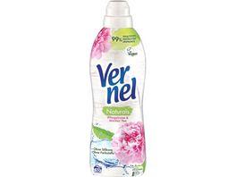 Vernel Naturals Pfingstrose Weisser Tee
