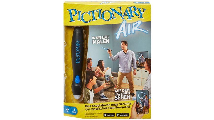 Mattel Games GJG14 Pictionary Air D