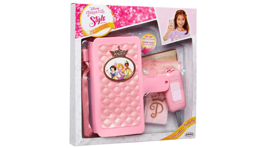 Jakks Pacific Disney Princess Style Handy