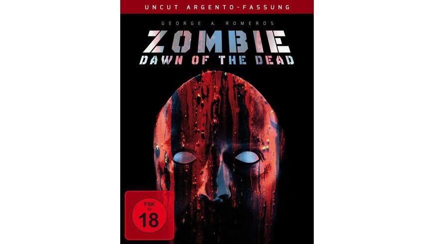 Zombie - Dawn of the Dead - Uncut Argento-Fassung